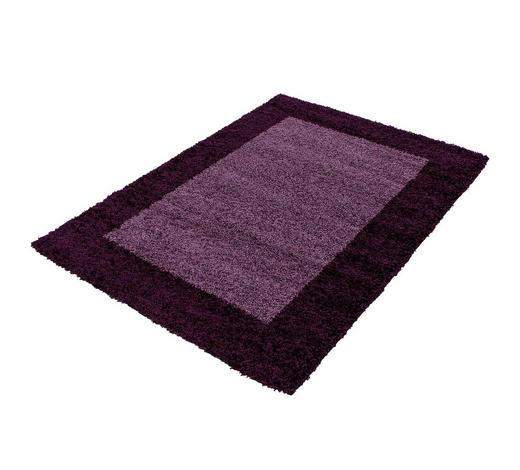 HOCHFLORTEPPICH - Lila, KONVENTIONELL, Textil (300/400cm) - Novel