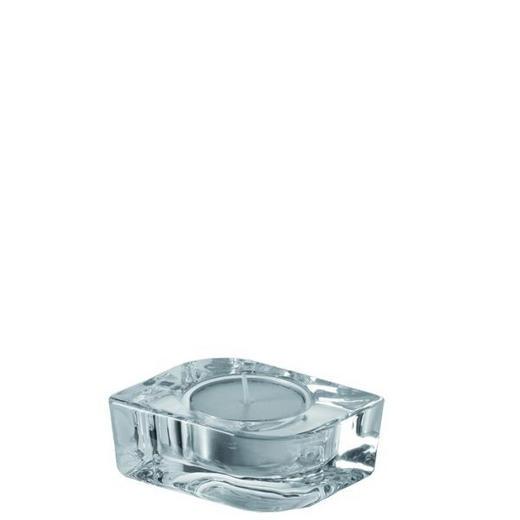 TEELICHTHALTER - Klar, Basics, Glas (7.5/4.5/3cm) - Leonardo