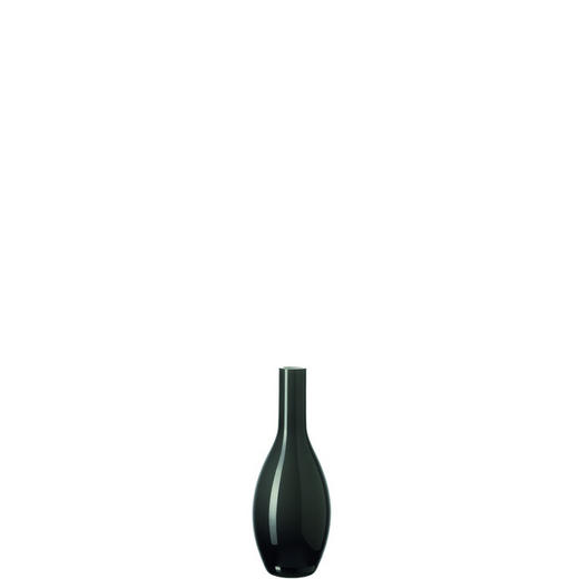 VASE - Grau, Basics, Glas (7/18/7cm) - Leonardo