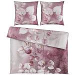 BETTWÄSCHE Satin Pink 200/200 cm  - Pink, KONVENTIONELL, Textil (200/200cm) - Esposa