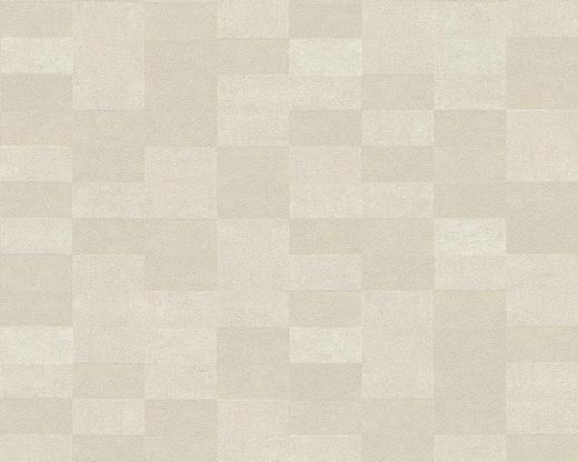 VLIESTAPETE 10,05 m - Hellbraun/Beige, Basics, Textil (53/1005cm)