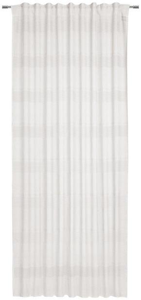 GARDINLÄNGD - vit, Basics, textil (140/245cm) - Esposa