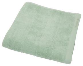 DUSCHHANDDUK - mintgrön, Natur, textil (70/140cm) - Linea Natura