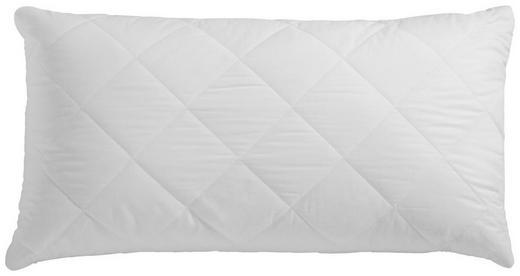 KOPFKISSEN  40/80 cm - Weiß, Basics, Textil (40/80cm) - Centa-Star