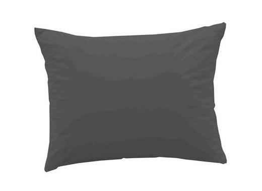 POLSTERBEZUG 70/90 cm - Anthrazit, Basics, Textil (70/90cm) - FUSSENEGGER