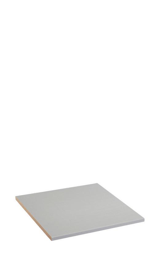 EINLEGEBODEN für 75er Elemente Grau - Grau, Design (75cm) - Hom`in