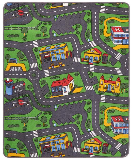 SPIELTEPPICH  100/165 cm  Multicolor - Multicolor, Basics, Textil (100/165cm) - Boxxx