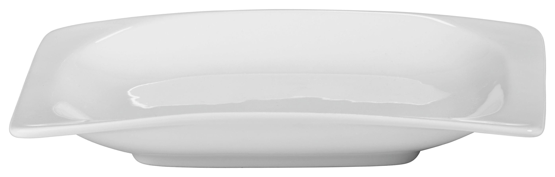 KROŽNIK ZA SOLATO - bela, Konvencionalno, keramika (12/16/2cm) - RITZENHOFF BREKER