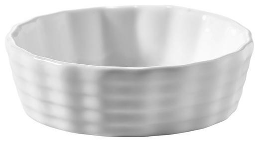 AUFLAUFFORM 12// cm - Weiß, Basics, Keramik (12//cm) - Homeware Profession.