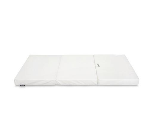 REISEBETTMATRATZE 120/60/5 cm - Weiß, Basics, Textil (120/60/5cm) - My Baby Lou
