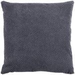Zierkissen Floreta - Grau, MODERN, Textil (45/45cm) - Luca Bessoni