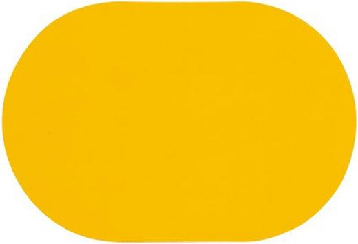 TISCHSET - Gelb, Basics, Kunststoff (30/45cm)