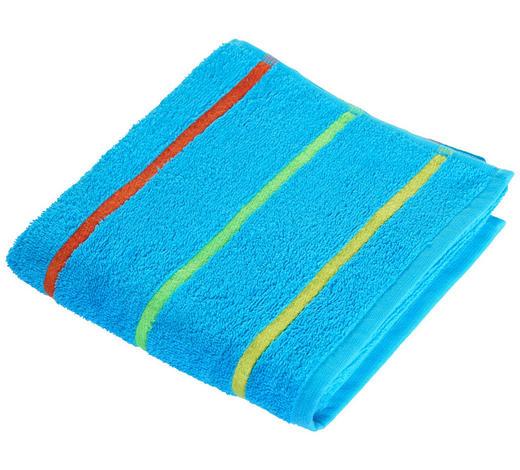 HANDTUCH 50/90 cm  - Blau, Trend, Textil (50/90cm) - Ben'n'jen