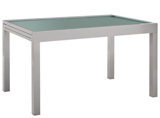 Gartentisch Glas Metall Silberfarben Online Kaufen Xxxlutz