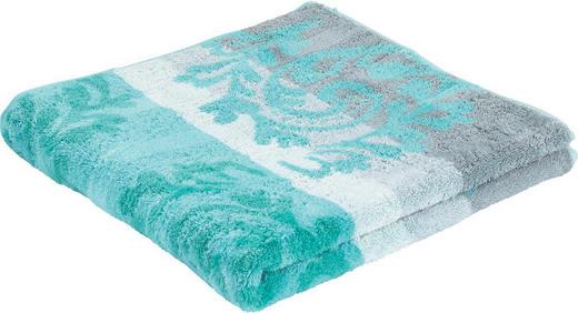 DUSCHTUCH 80/150 cm - Grün, Basics, Textil (80/150cm) - Cawoe