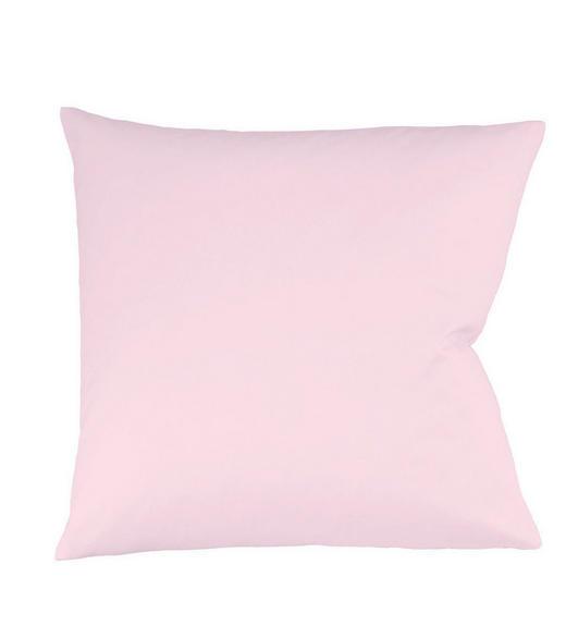 KISSENHÜLLE Rosa 80/80 cm - Rosa, Basics, Textil (80/80cm) - Fleuresse