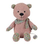 SPIELUHR - Rosa, Basics, Textil (27cm) - Sterntaler