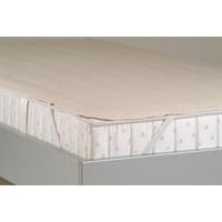 MATRATZENAUFLAGE 120/200 cm - Naturfarben, Basics, Textil (120/200cm) - Sleeptex