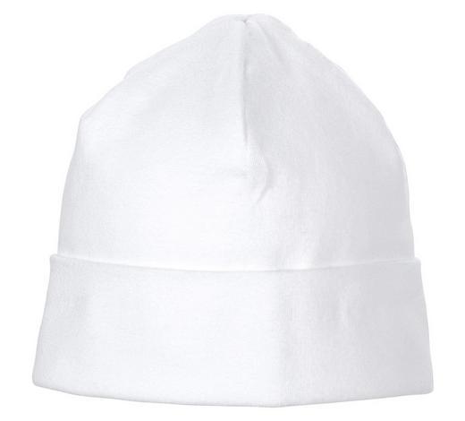 ČEPICE - bílá, Basics, textilie (35null) - Sterntaler