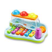 MOTORIKSPIEL - Multicolor, Basics, Kunststoff (26/11,5/16,5cm) - My Baby Lou