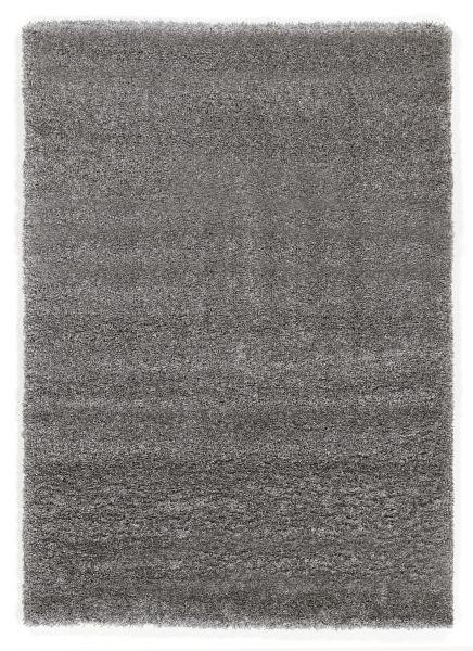 HOCHFLORTEPPICH  80/150 cm   Grau - Grau, Basics, Textil (80/150cm) - Novel