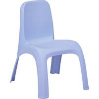 KINDERSTUHL - Blau, Trend, Kunststoff (35/35/54cm) - My Baby Lou