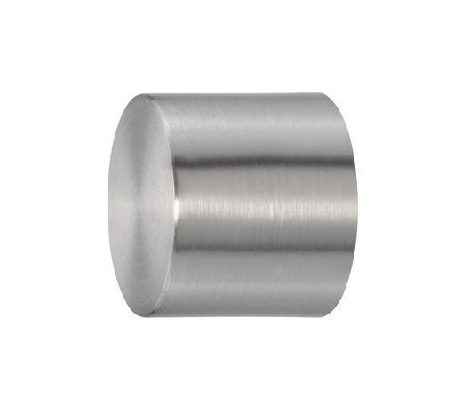 ENDSTÜCK - Edelstahlfarben, Basics, Metall (1.8/2cm) - Homeware