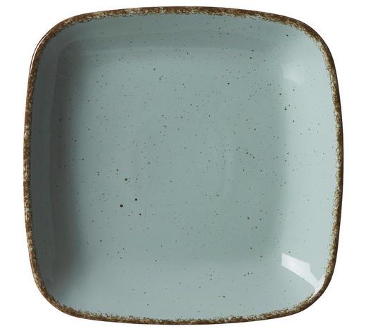 SUPPENTELLER Porzellan  - Blau, Basics, Keramik (22cm) - Ritzenhoff Breker