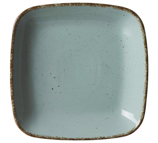 SUPPENTELLER 22 cm - Blau, KONVENTIONELL, Keramik (22cm) - Ritzenhoff Breker