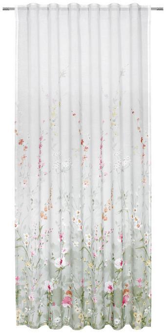 Fertigvorhang halbtransparent - Multicolor, Trend, Textil (140/245cm) - Esposa