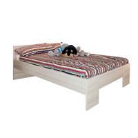 POSTELJA   x  , leseni material jesen  - jesen, Design, leseni material (207/127,4/69,7cm) - Xora