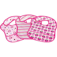 BRYNDÁČEK - růžová, Basics, textil (28/39cm) - My Baby Lou