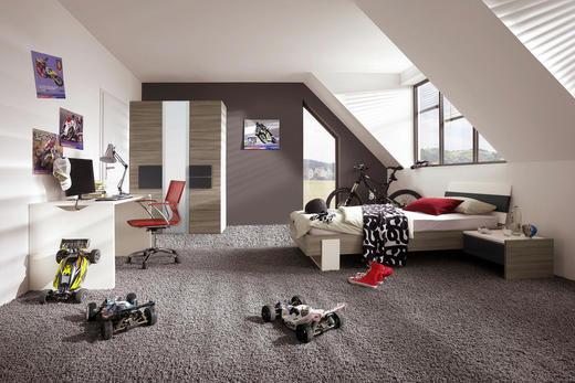 Jugendzimmer Anthrazit Naturfarben Weiß Online Kaufen Xxxlutz