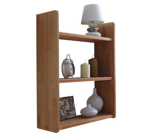 WANDREGAL Buche massiv Buchefarben  - Buchefarben, Basics, Holz (60/74/20cm) - Carryhome