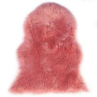 UMĚLÁ KOŽEŠINA - růžová, Trend, textil (60/90cm) - Boxxx