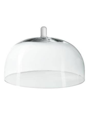 Pokrov za torto 5318009 - prozorna, Konvencionalno, steklo (28/28/20cm) - ASA