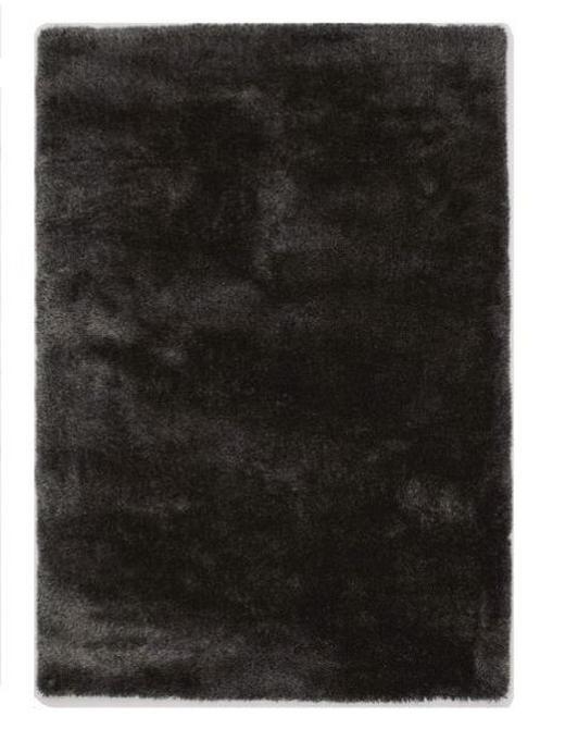 HOCHFLORTEPPICH  130/190 cm  Anthrazit - Anthrazit, Basics, Textil (130/190cm) - Novel