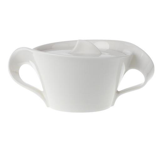 ZUCKERDOSE - Weiß, Design, Keramik (0,26l) - Villeroy & Boch