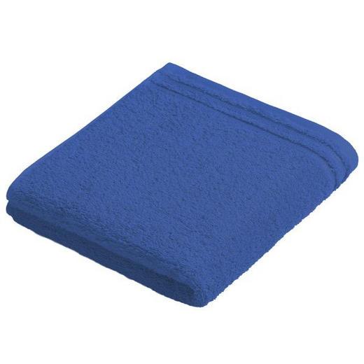 HANDTUCH 50/100 cm - Blau, Basics, Textil (50/100cm) - Vossen
