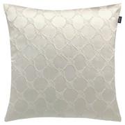 OKRASNA BLAZINA J-FINA - bela, Design, tekstil (40/40cm) - Joop!