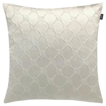 ZIERKISSEN 40/40 cm - Weiß, Design, Textil (40/40cm) - Joop!