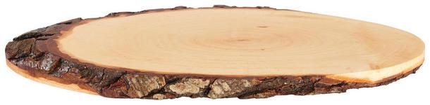 SERVIERBRETT   55/20/1,8 cm  - Erlefarben, Basics, Holz (55/20/1,8cm) - Homeware