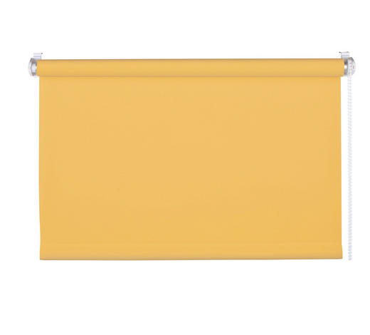 ROLLO  blickdicht   75/160 cm   - Goldfarben, Basics, Textil (75/160cm)