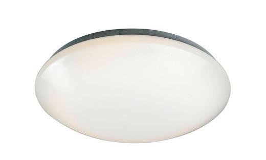 LED-DECKENLEUCHTE - Weiß, Design, Kunststoff/Metall (32/32/9cm) - Boxxx