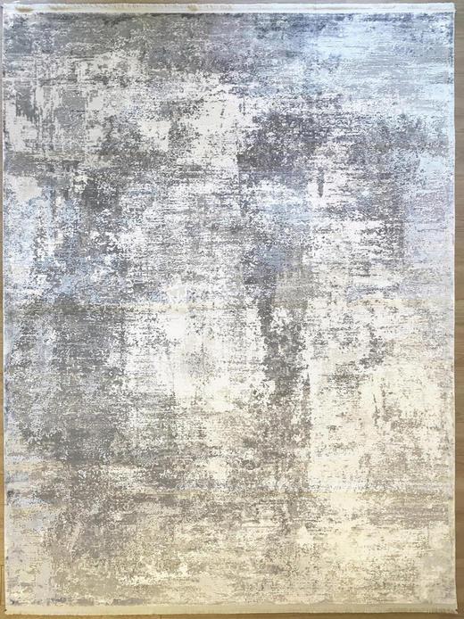 WEBTEPPICH  080/150 cm  Grau - Grau, Design, Textil (080/150cm) - Novel