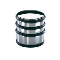 TÜRSTOPPER Metall, Kunststoff  - Silberfarben/Schwarz, Basics, Kunststoff/Metall (6,5/6,5/7,0cm) - Justinus