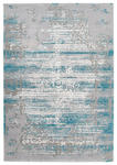 VINTAGE-TEPPICH  80/150 cm  Türkis - Türkis, Basics, Textil (80/150cm) - Novel