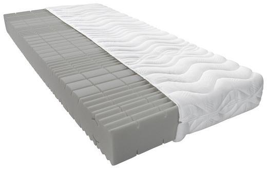 Polyurethanschaumkern MATRATZE 90/190 cm - Weiß, Basics, Textil (90/190cm) - SLEEPTEX