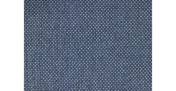 SCHLAFSOFA in Textil Blau - Blau/Beige, MODERN, Holz/Textil (145/90/96cm) - Novel