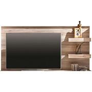 WANDPANEEL - Eichefarben, Design, Holzwerkstoff (180/87/23cm) - Carryhome